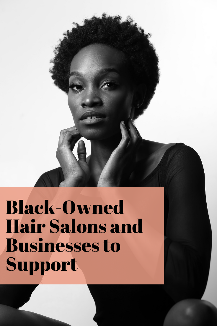 BlackOwned Hair Salons and Hair Product Businesses in