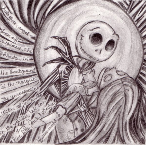 Nightmare Before Christmas by x-Pinky-x.deviantart.com on ...
