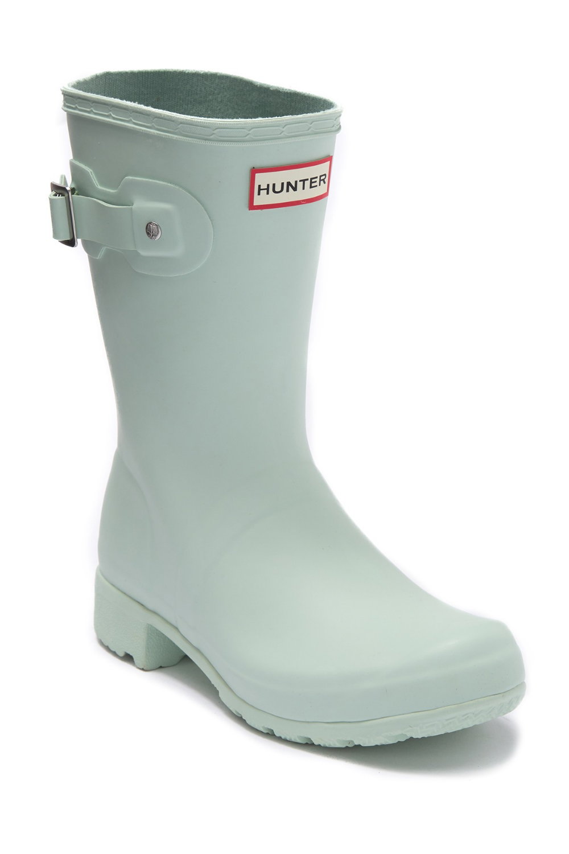 Hunter Original Tour Short Packable Rain Boot Nordstrom Rack