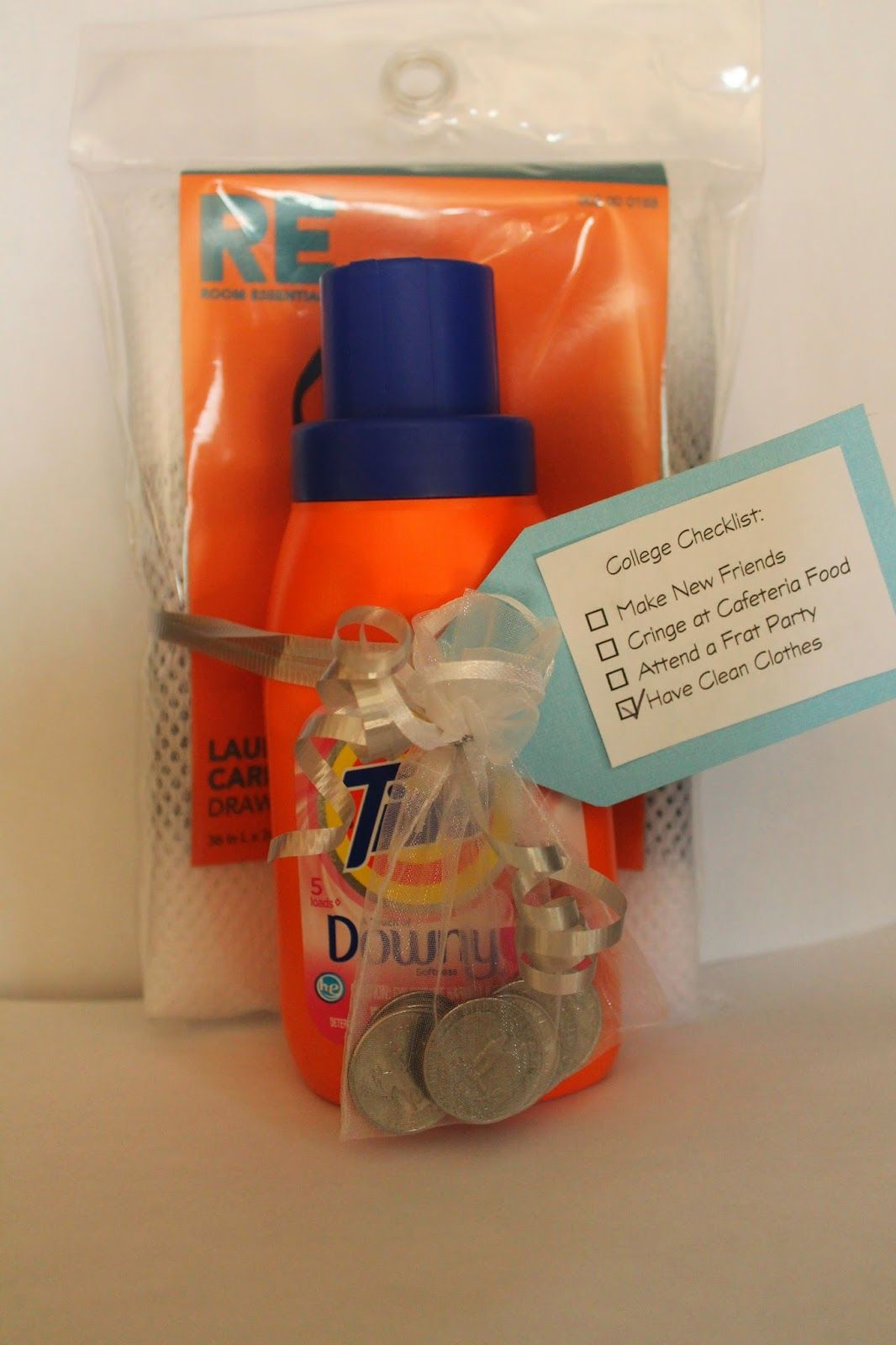 Laundry Kit for High school grads- cute and budget ...