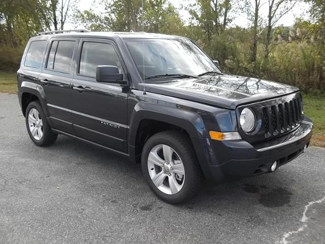 2014 Jeep Patriot Fwd 4dr Latitude Sport Utility Call For More