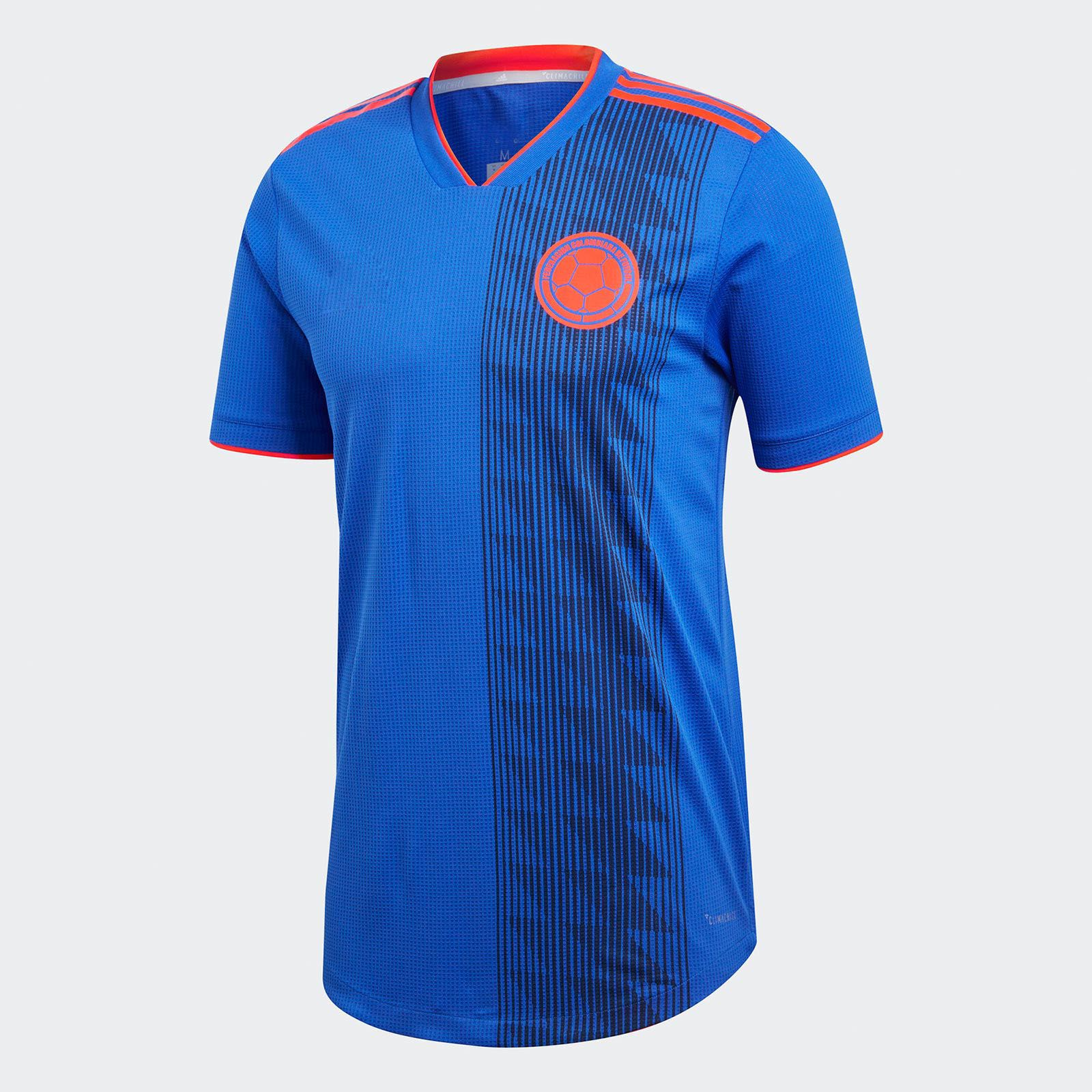 302a766014 2018 Colombia World Cup Away Jersey Kit