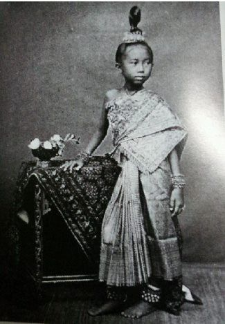 Princess Of Cambodia World Cultures Indian Heritage