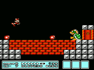 Super Mario 3    In my opinion, best NES game of all time