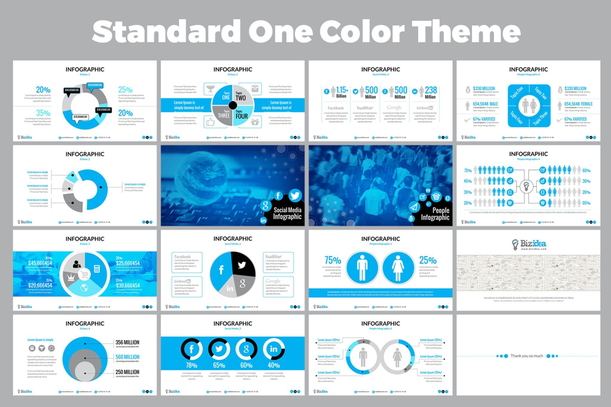 Business Presentation Animated Ppt And Pptx Powerpoint Template