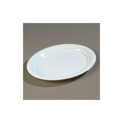 Carlisle Food Service Products Durus Melamine Oval Platter (Set of 12) Color White  sc 1 st  Pinterest : carlisle grove dinnerware - pezcame.com