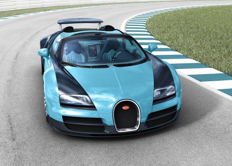 2013 Bugatti Veyron JeanPierre Wimille