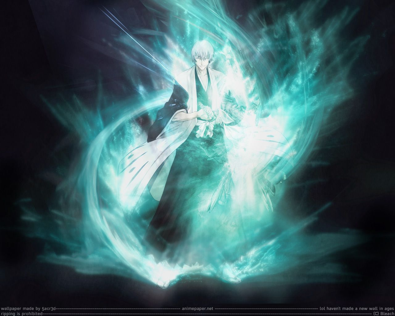 Anime Bleach Gin Ichimaru Wallpaper Anime Pinterest Bleach
