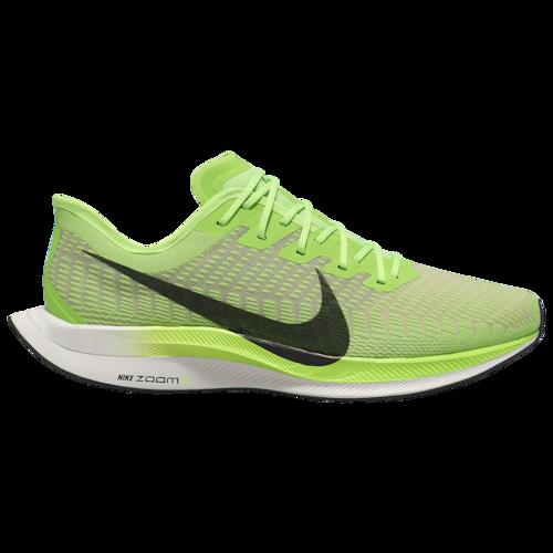 Nike Air Zoom Pegasus Turbo 2 Active Performance Running Shoes – Electric Green / Black Bio Beige Phantom