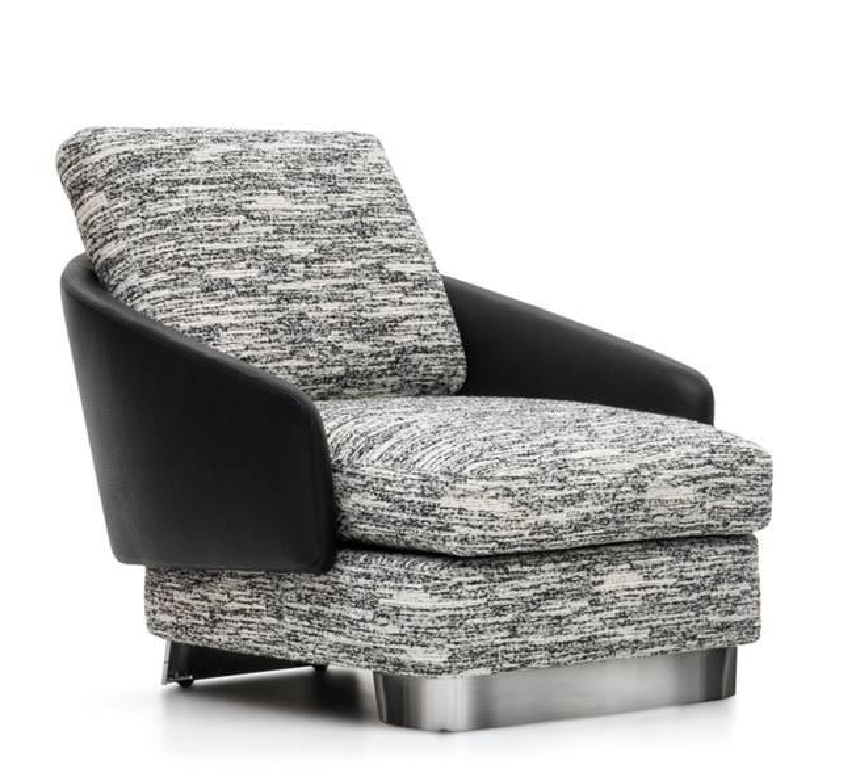 Minotti Armchair Furniture Leather Dining Room Chairs Chair