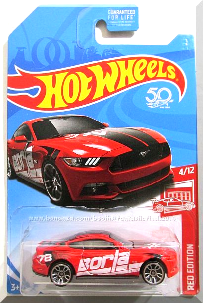 Hot Wheels 2015 Ford Mustang Gt Red Edition 4 12 2018 Target Exclusive Hot Wheels Hot Wheels Mustang Hot Wheels Garage