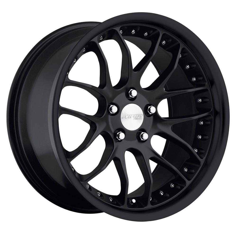 Rims For Cheap >> Mrr Design Gt7 Wheels Black Wheels Cheap Wheels Cheap Rims
