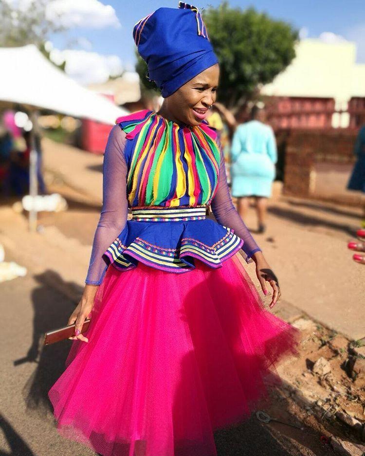 Pin By Mamokete Zondi On Dresses In 2019