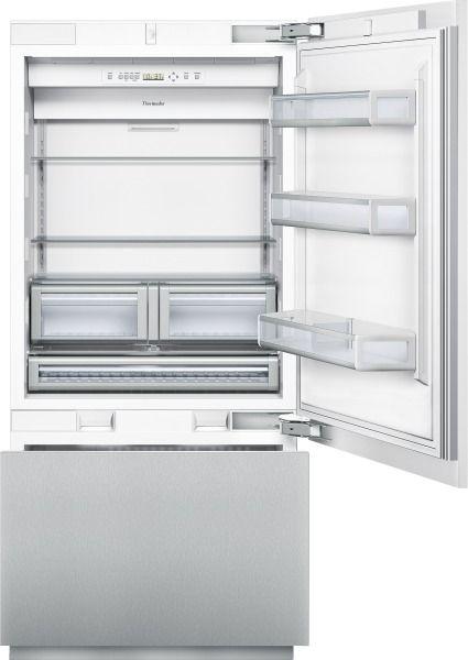36 Inch Built In Bottom Freezer T36ib800sp Thermador Has