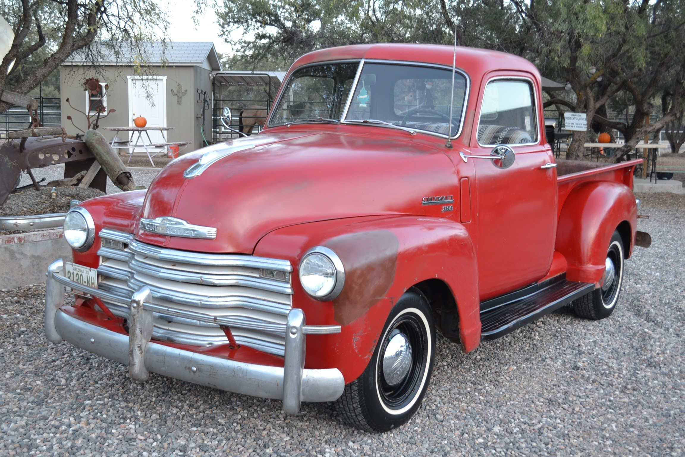 1950 Chevrolet 5 Window Pickup; Classic Shortbed Truck, Daily ...