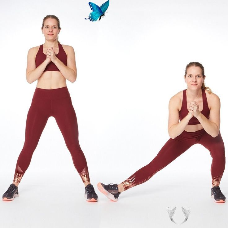 The Best Inner-Thigh Exercises of All Time Slide 1: Cossack Squat<br> Top  fitness experts share t… | Inner thigh workout, Thigh exercises, Thigh  exercises for women
