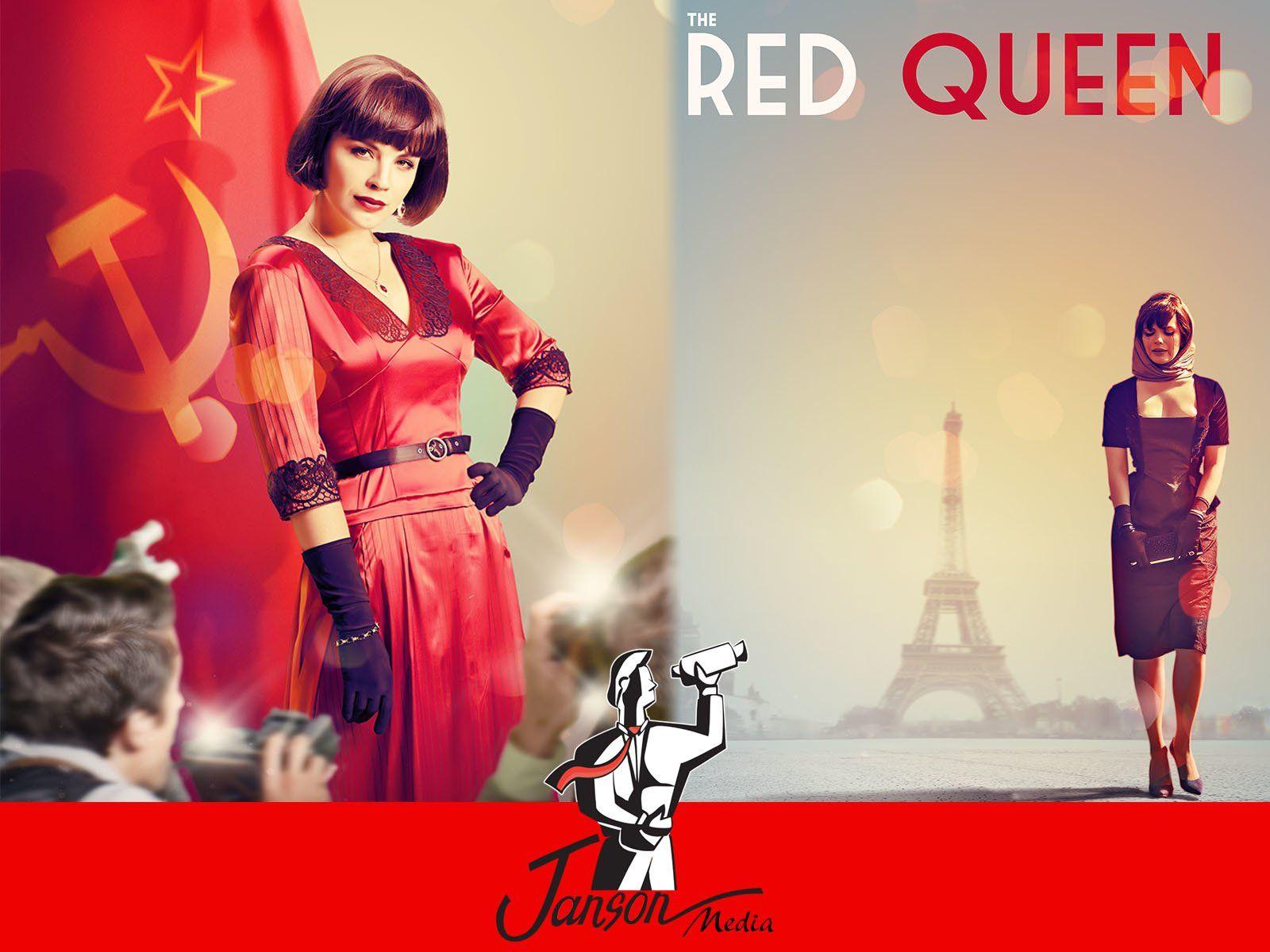 AmazonPrime Red queen movie, Red queen, Amazon instant