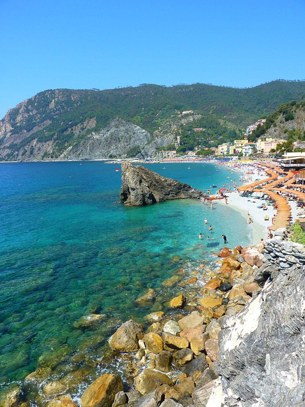 Monterosso Al Mare Cinque Terre Province Of La Spezia Italy