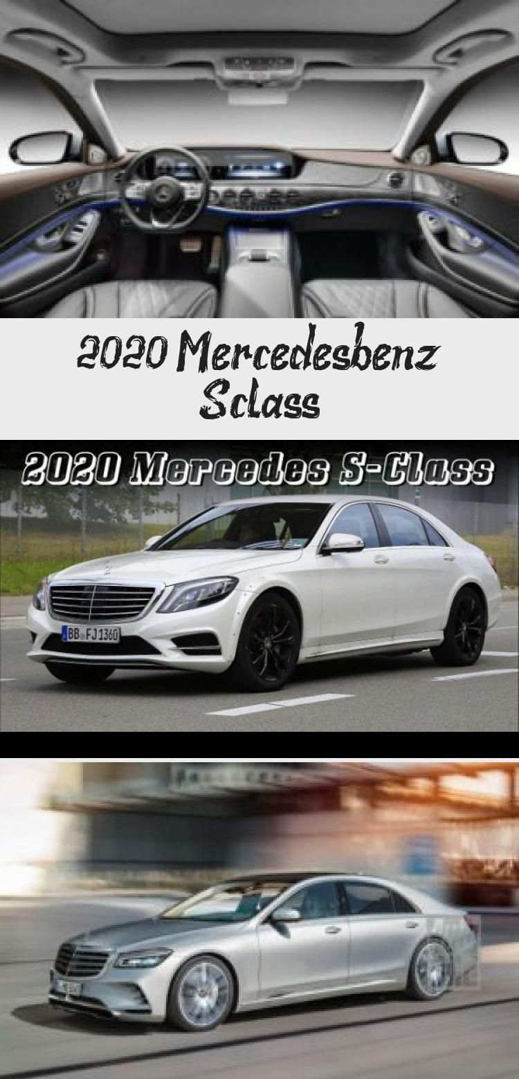 2020 Mercedes Benz S Class In 2020 With Images Benz S Benz S