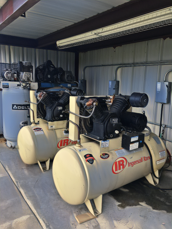 Ingersoll Rand compressor service, air compressors, rotary