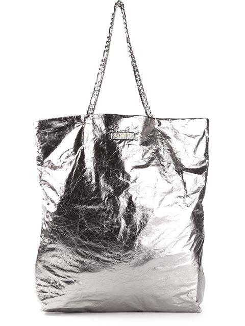 Lanvin 'paper Bag' Tote - Bernard - Farfetch.com