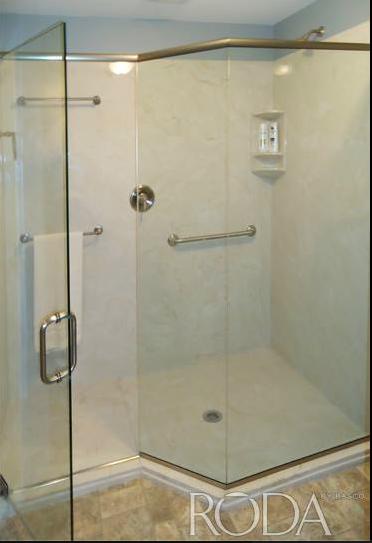 This New Celesta Enclosure From @Basco Shower Doors RODA By @Basco Shower  Doors Line