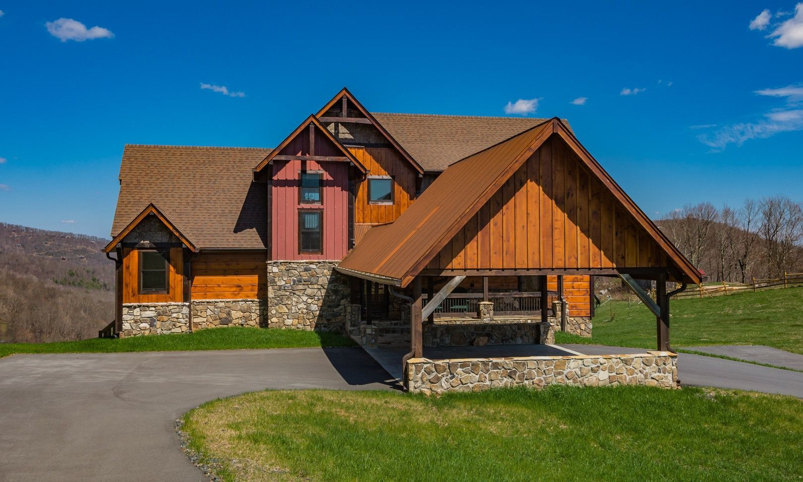 Adirondack mountain home for sale 3bedrooms 5baths 1