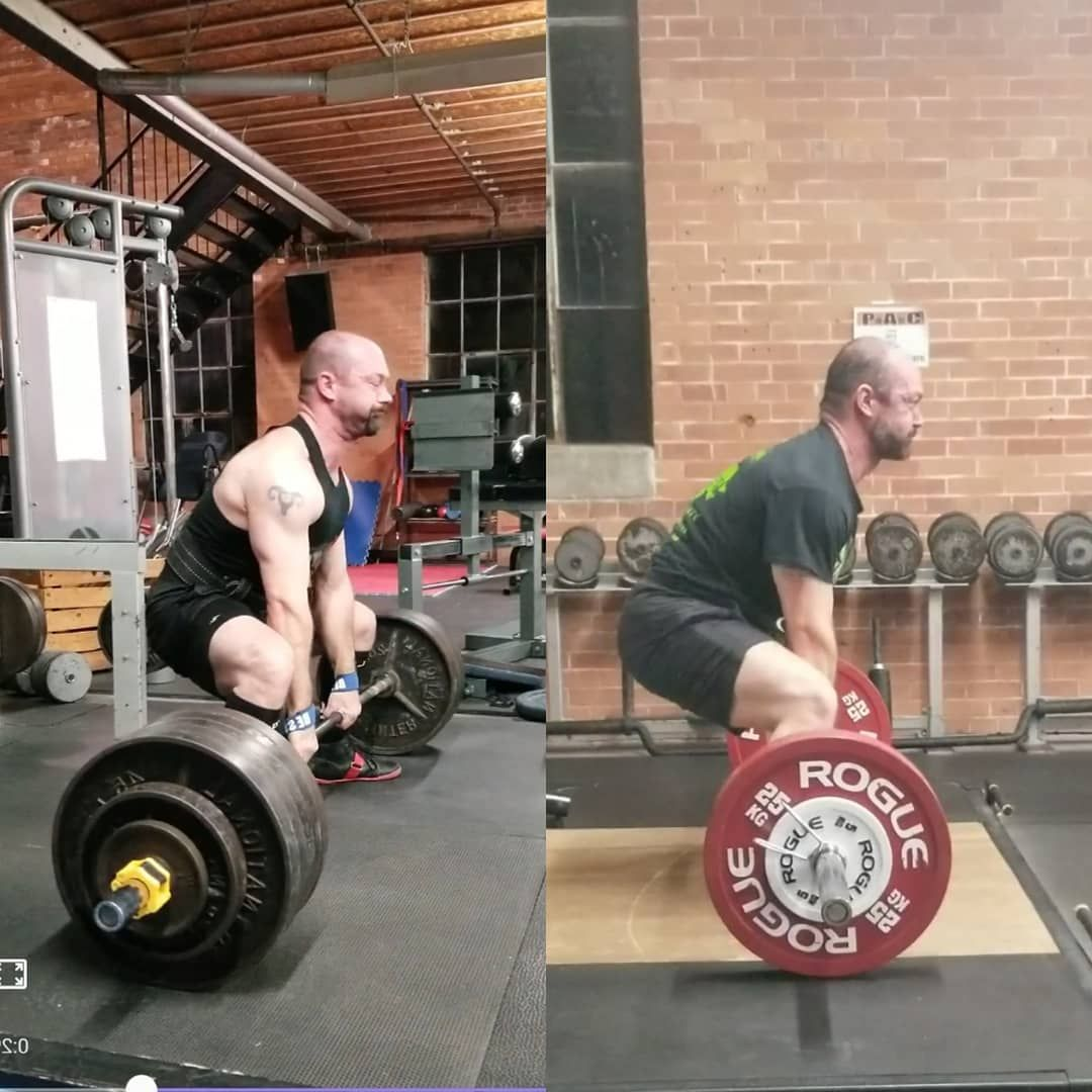 For The Last Couple Months I Have Been Experimenting With A Few Things In My Sumo Deadlift Form In The Split Photo The Pre Deadlift Form Deadlift Old Things