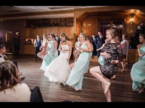 Bride And Her Brother Do Epic Evolution Of Dance Style To