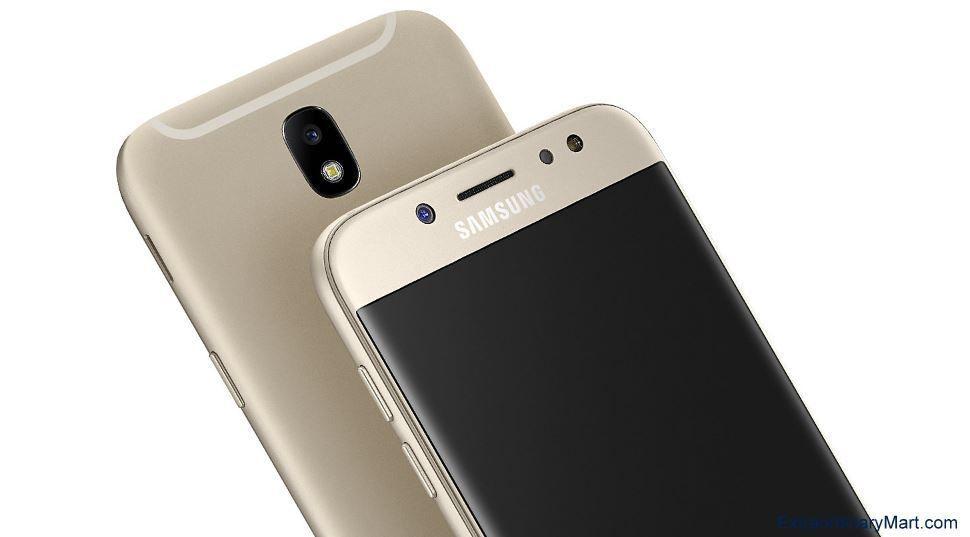 Samsung Galaxy J7 2017 Design & Display Review
