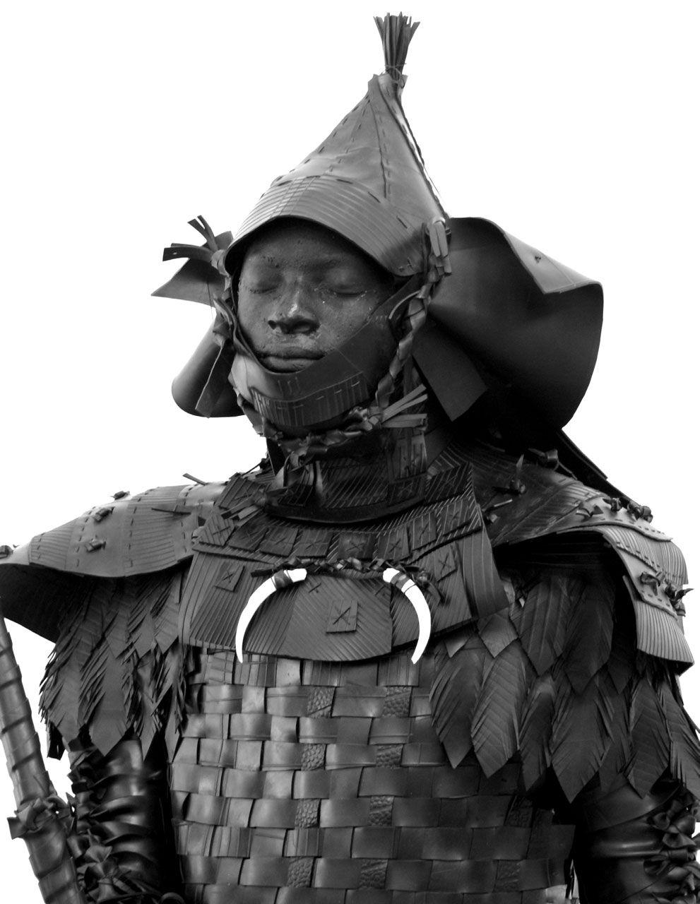 Resultado de imagem para yasuke samurai noir