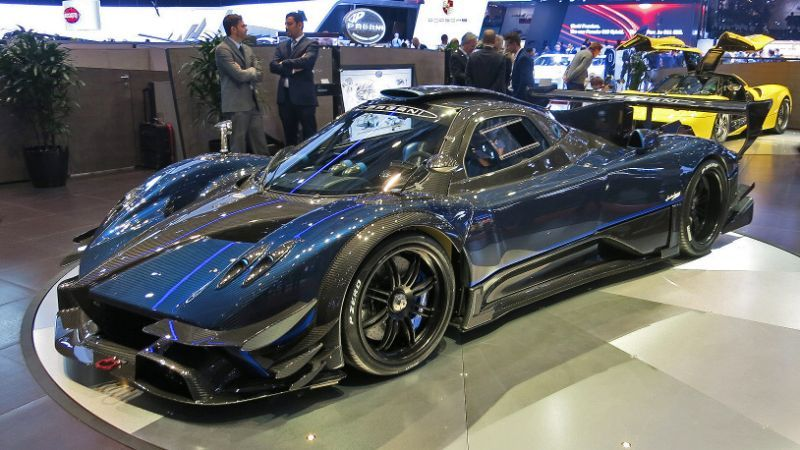 How The Final Pagani Zonda R Became A Million Supercar