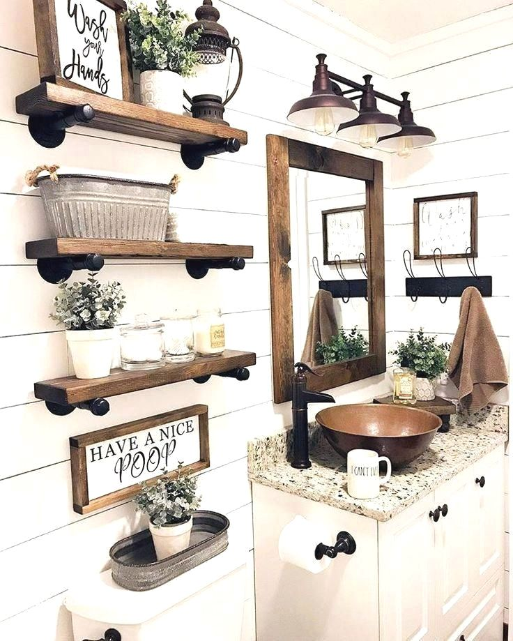 15 Cozy Farmhouse DIY Decor Ideas: 1.Entryway Gallery Wall