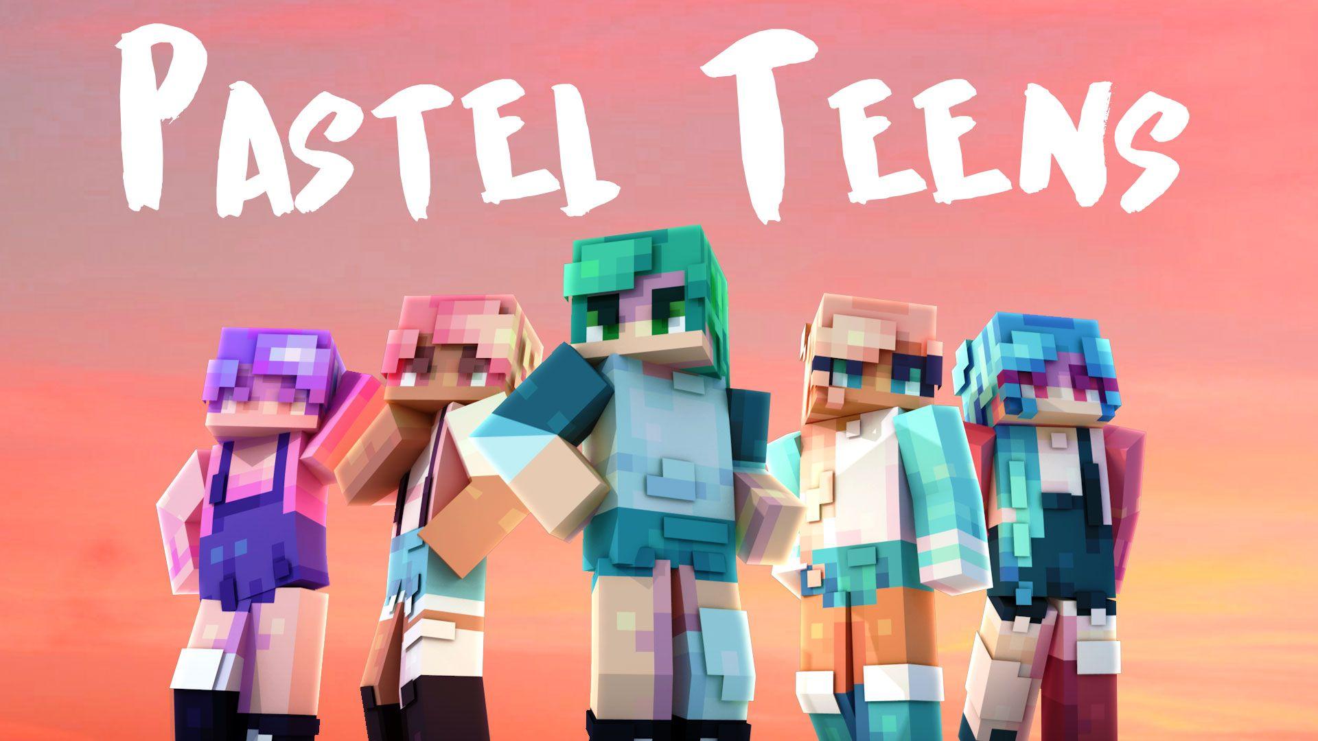 Xbox One Christmas Sweaters Skins Minecraft 2020 Pastel Teens   Minecraft Skin Pack in 2020   Minecraft art