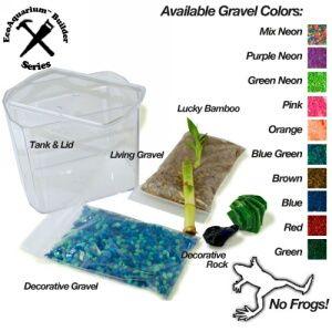 Jewel EcoAquarium Builder Kit by Wild Creations   You've asked & we've delivered!   NestLearning.com