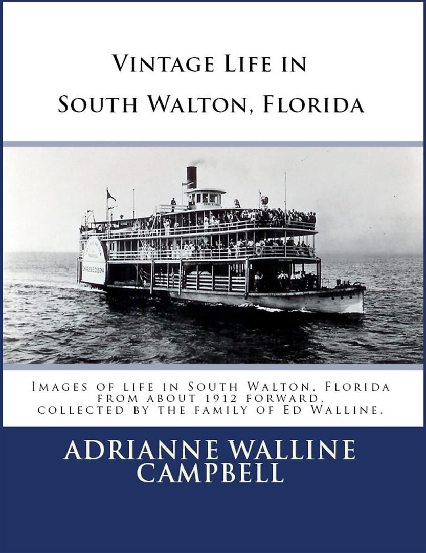Vintage Life in South Walton, Florida. A collection of