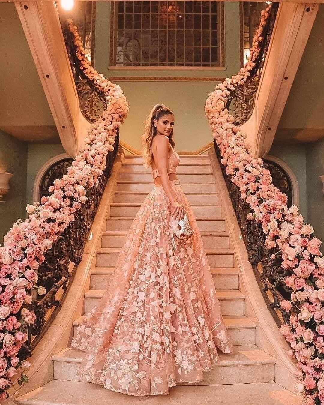pin von virginia auf fashion world | ballkleid