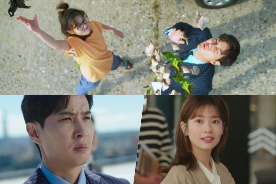 """Watch: Jung So Min Picks A Fight With Her New Boss Kim Ji Suk In """"Monthly Magazine Home"""""""