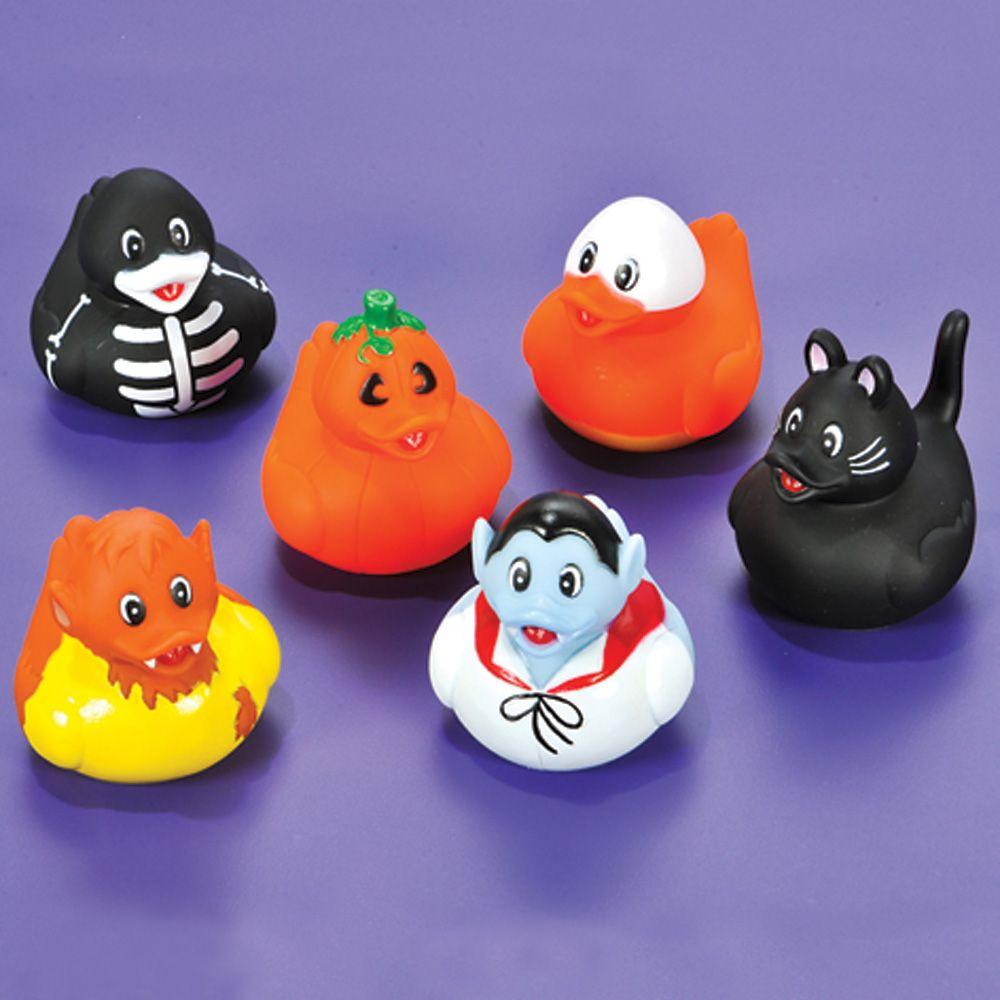 Mallard Eggs In Backyard Island Party Cats: Halloween Rubber Duck Mix