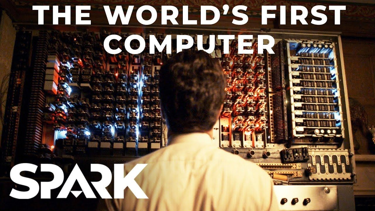 How Was The First Computer Made? Inventions That Shook