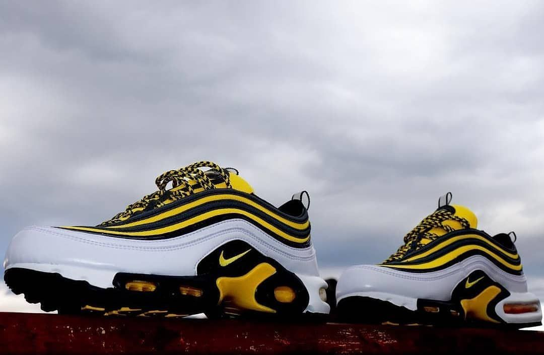 Nike Air Max 97 Plus Illustrative photo 100% Original