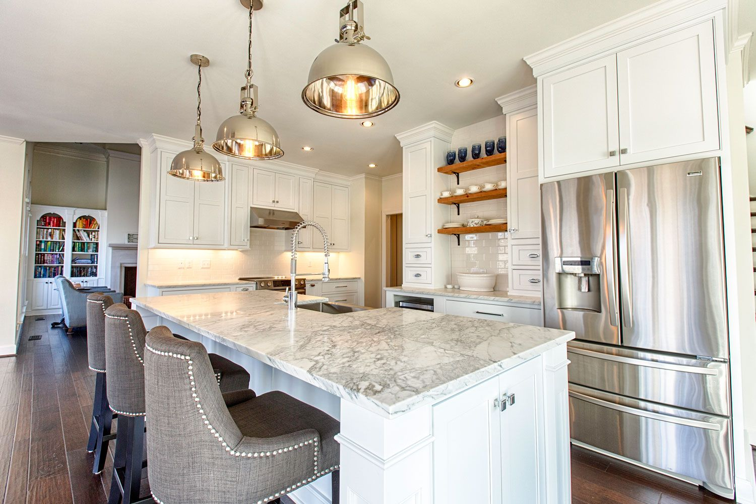 Professional Advice On Choosing Kitchen Countertop Materials | Open ...