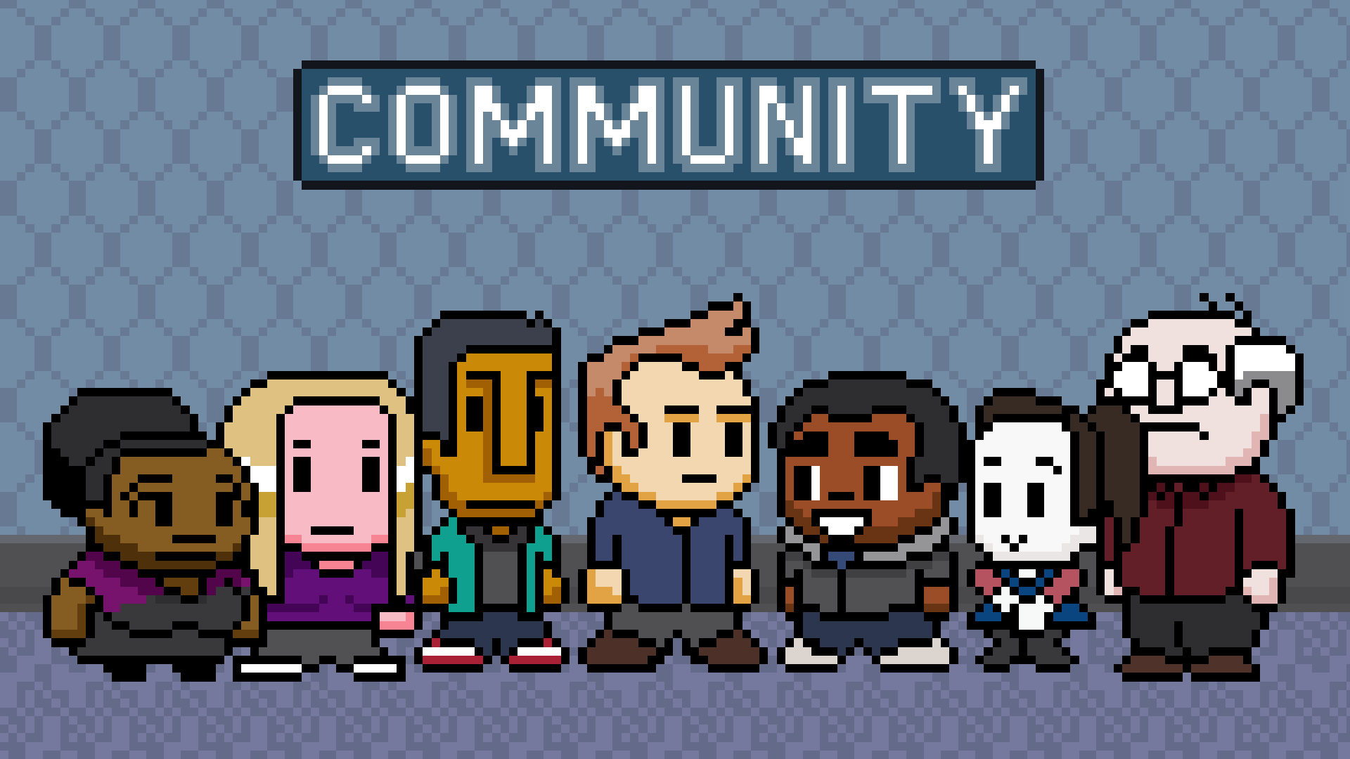 Community 8-bit wallpaper by zequihumano.deviantart.com on  deviantART 3701df07a689