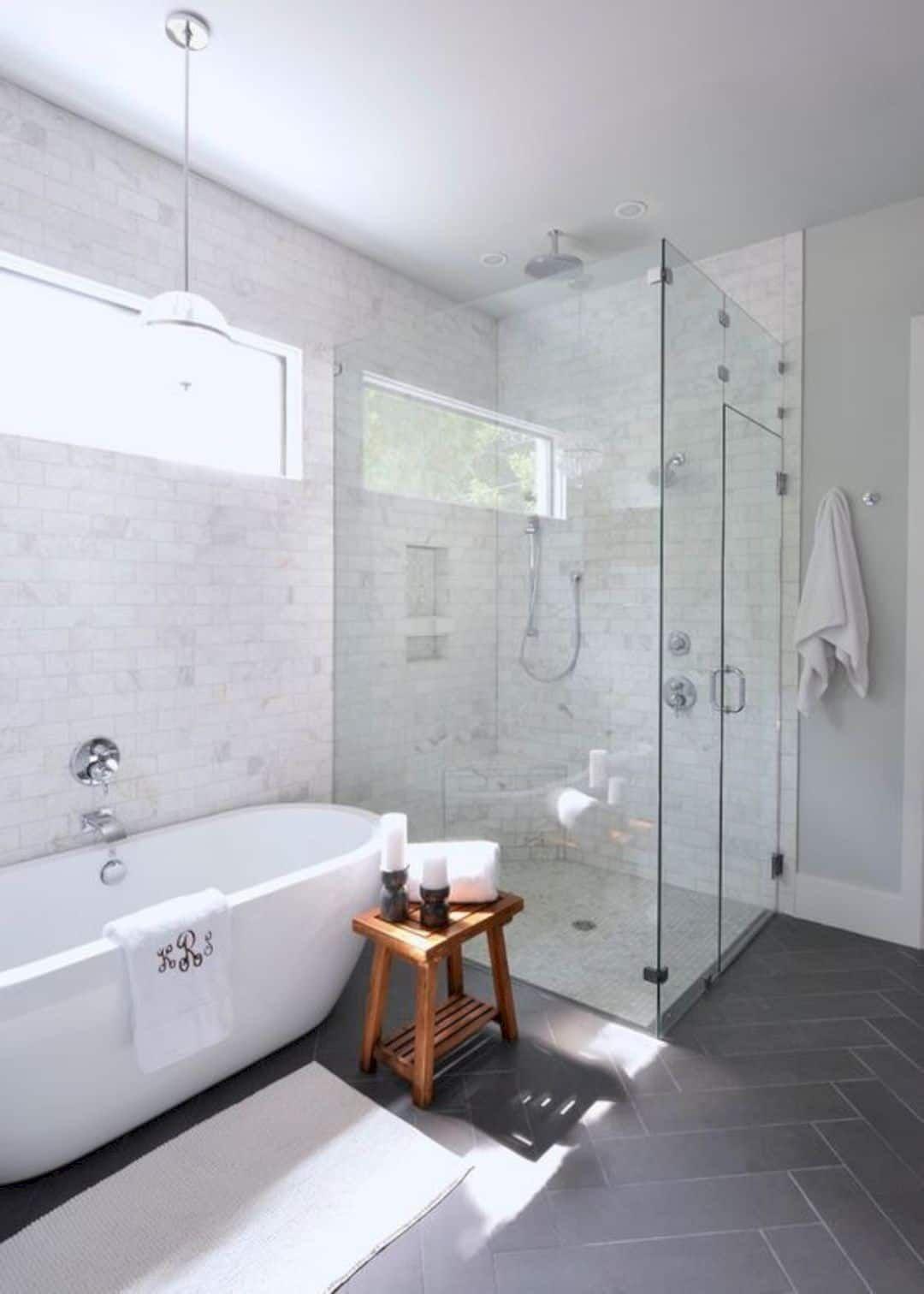 15 Ensuite Bathroom Ideas Transitional Bathroom Design Modern Farmhouse Bathroom Small Bathroom Remodel