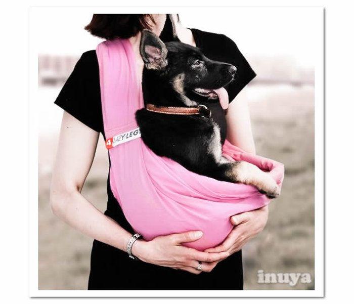 楽天市場 あす楽 スリングバッグ 4lazylegs ブランド 犬 猫 小型 中型犬 抱っこひも キャリーバッグ 4レイジーレッグス ポイント10倍 トイプードル フレンチブルドッグ フレブル 柴犬 送料無料 犬屋楽天市場店 犬 抱っこ 犬 中型犬
