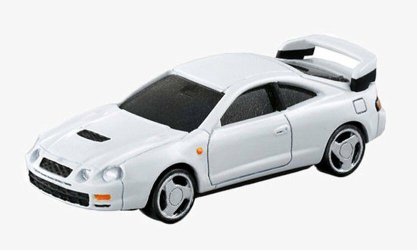 Takara Tomy Dream Tomica 168 Initial D FC3S RX-7 White Diecast Model Toy Car FS