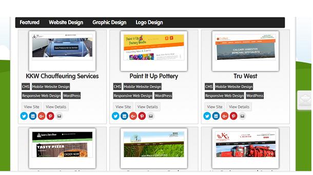 Leading Calgary Web Design Graphic Design And Creative Digital Webdesign Web Design Company Website Design Website Design Services