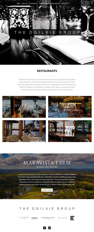 Pin By Social Tap On Website Design Website Design Design Resort