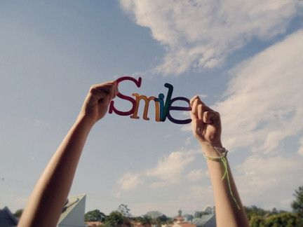 SMILE smile \u003d ) Pinterest Photography quote, Thoughts and