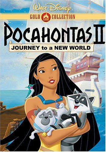Pocahontas Ii Journey To A New World Disney Gold Classic